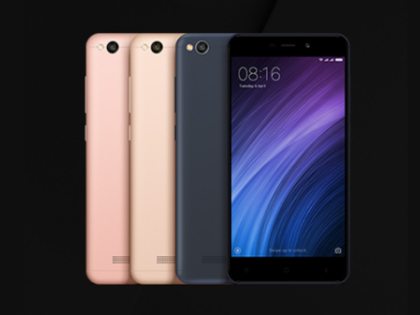 Xiaomi Redmi 4a Global version 2Gb/16Gb Grey (серый)